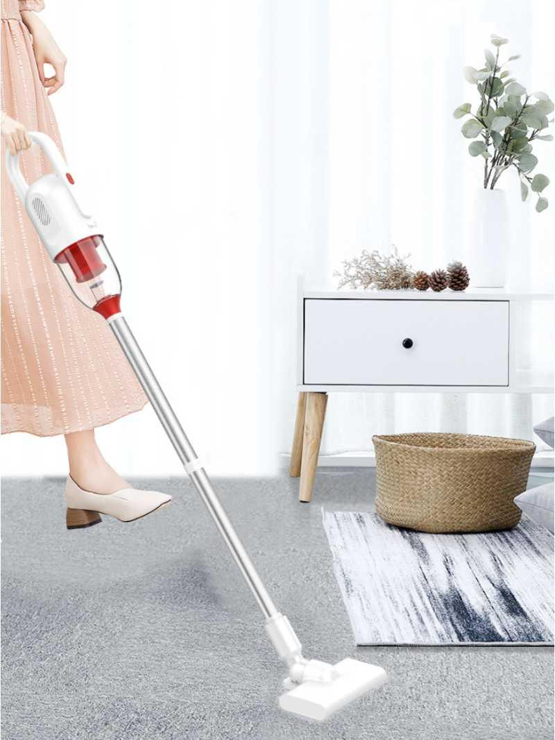 Household Charging Hand-held Vacuum Cleaner, Wireless Electric Multi-purpose Sweeper, 5500pa Cleaners