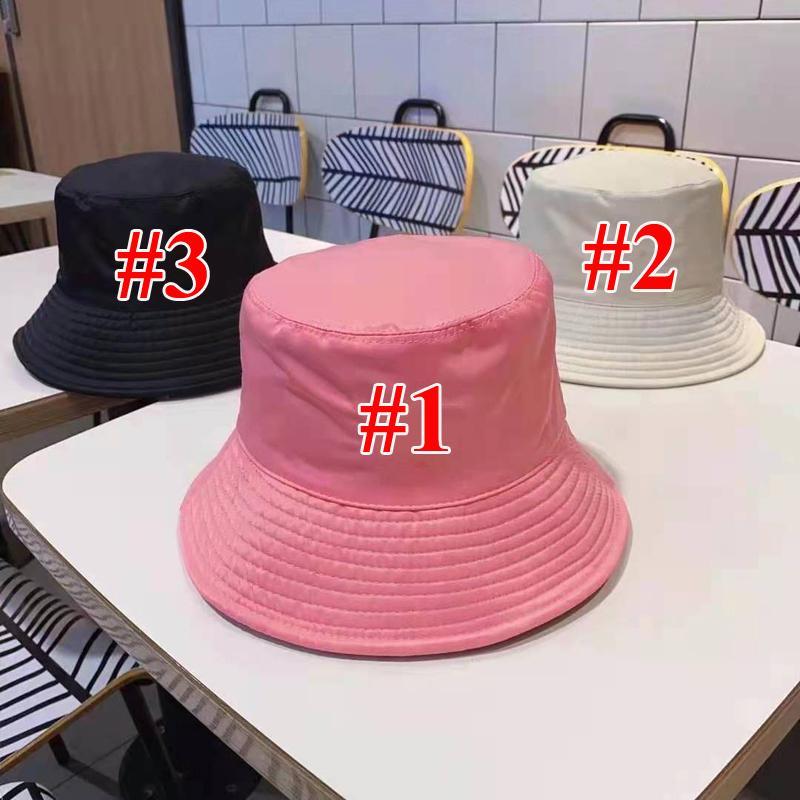Dernière mode de mode Fisherman's Hat Hat Summer Sun Visor Hommes Femme Baseball Casquettes Haute Qualité 08000