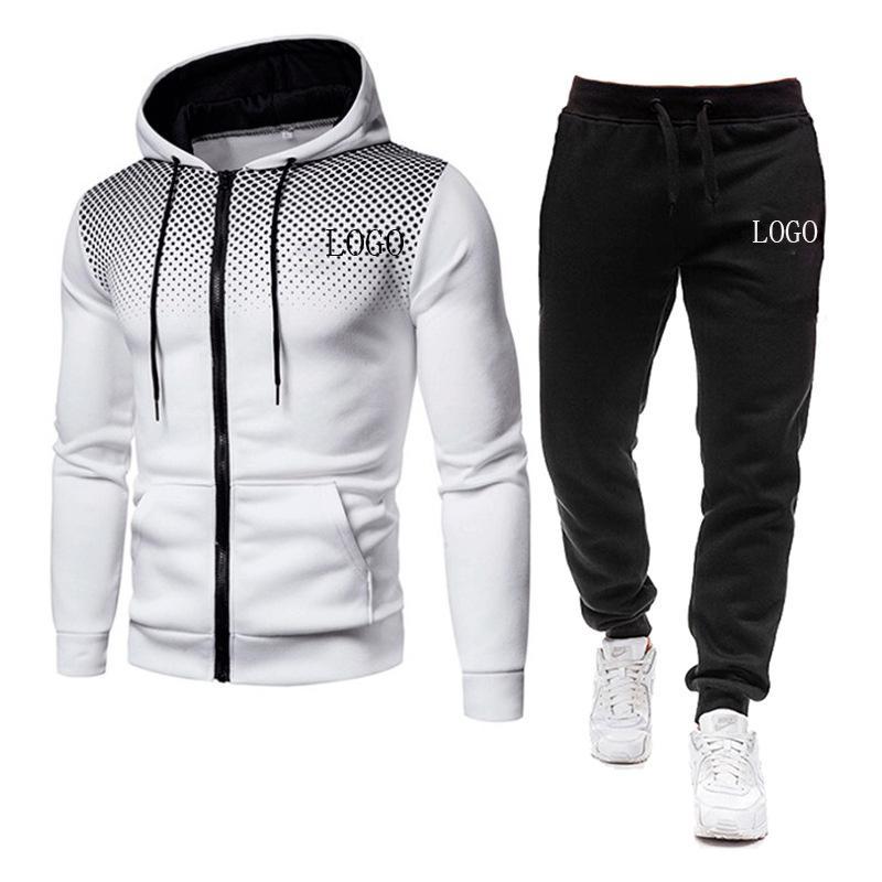 2021 homens sportswear tracksuits terno marca marca e jaqueta de campo masculino desenhador zíper jaquetas moletom calça