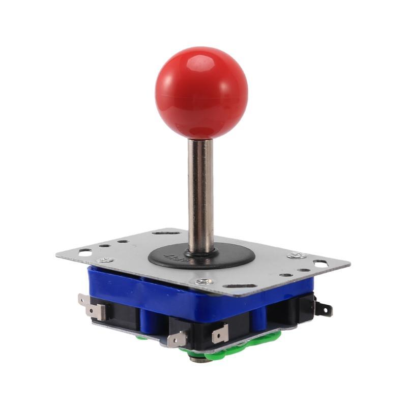 Pcs Game Joystick Classic Competition Style 2/4/8 Way, Used For Arcade Games Controllers & Joysticks