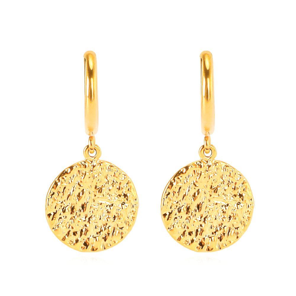 VAROLE Drop Earrings Statement Gold Color Long Dangle Earings For Women Fashion Jewelry Pendientes Mujer Moda