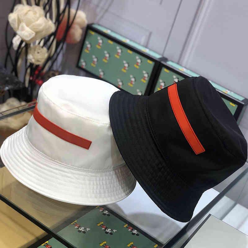 قبعة الصياد الأسود والأبيض للرجال والأبيض والمرأة مقاس واحد يناسب جميع النساء الصيف من واقية من الشمس قبعة الشارع عارضة الاتجاه الهيب هوب