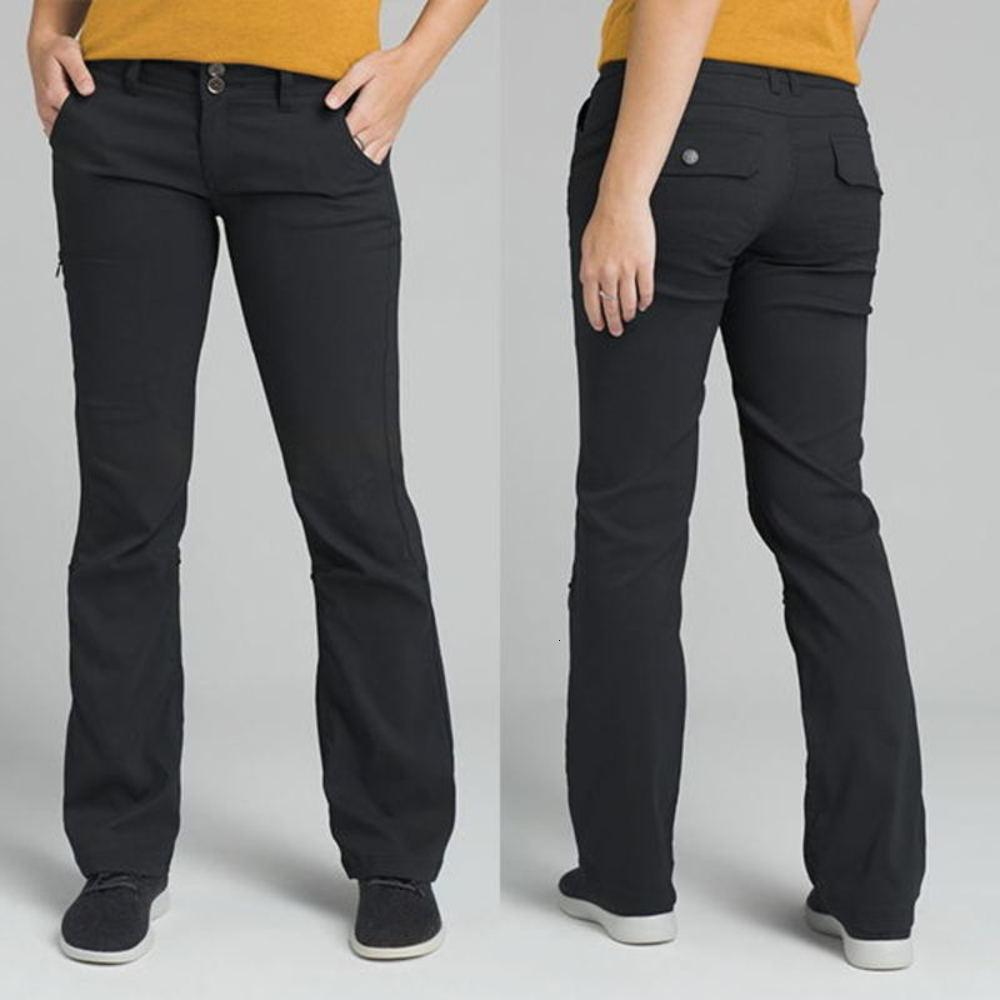 Casual Dresses resistant and scratch Elastic Multi waterproof Pocket multifunctional travel pants