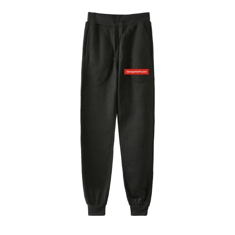Women's Pants & Capris GeorgeNotFound Fashion Printed Jogger Women/Men Casual Streetwear Long 2021 Arrival Sweatpants