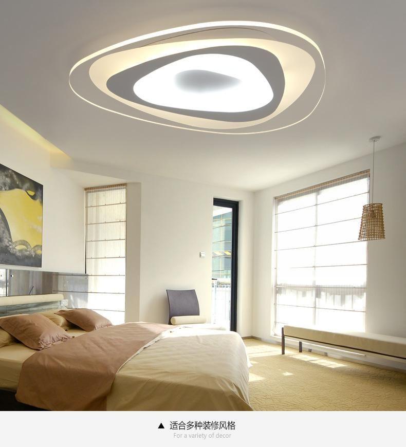 Modern Led Nordic Ceiling Light Luminaire Luminaria Industrial Decor Living Room Lights Bedroom Dining