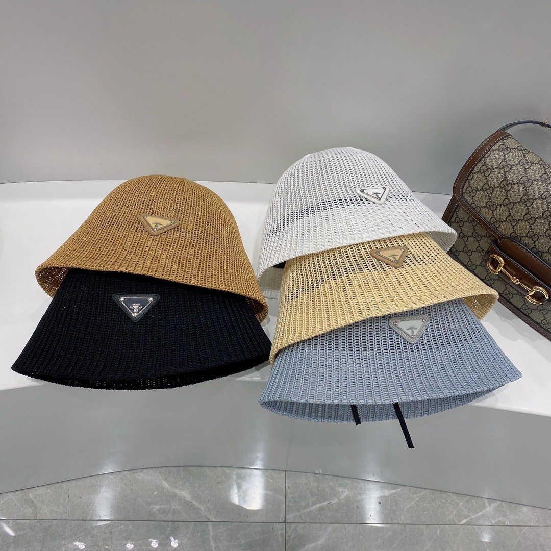 2021 p Famille · Version correcte ~ 2021ss Spring Summ Summer New Vertical Stripe Hat de pêcheur pour hommes et femmes ZKVI