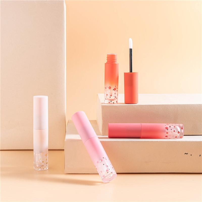 Empty Lip Gloss Tubes 3.5ml Lipgloss Tube Refillable Bottles Lip Balm Containers Lipgloss Packaging Cosmetic Container BWF6256
