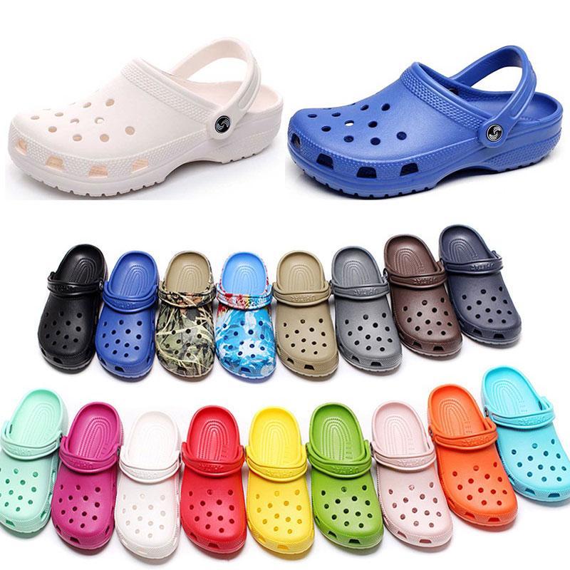 캐주얼 해변 오염 방수 신발에 여성 패션 슬립 여성 클래식 간호 분개 병원 여성 슬리퍼 작업 의료 샌들 90 세