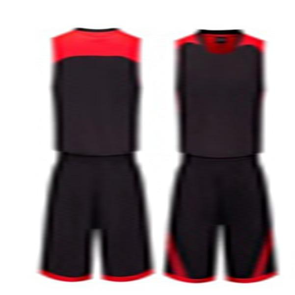 Hommes Basketball Maillots de sport en plein air Confortable et respirant Shirts Sports Team Training Jersey Good 058