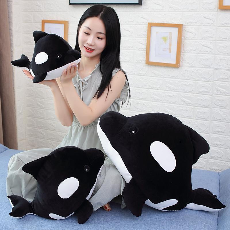 Мультфильм океан серии плюшевые игрушки кукла милая форма мягкая подушка подарки для детей