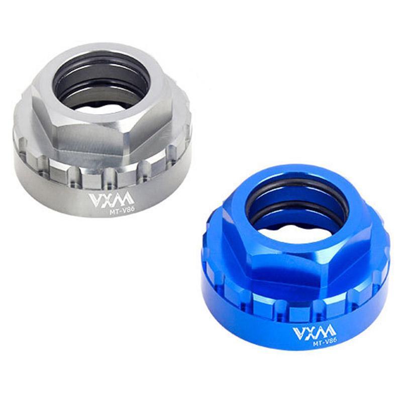Herramientas VXM Bicycle 12 Speed Caining Block Anillo Adaptador de instalación de eliminación para M7100 / M8100 / M9100xt,