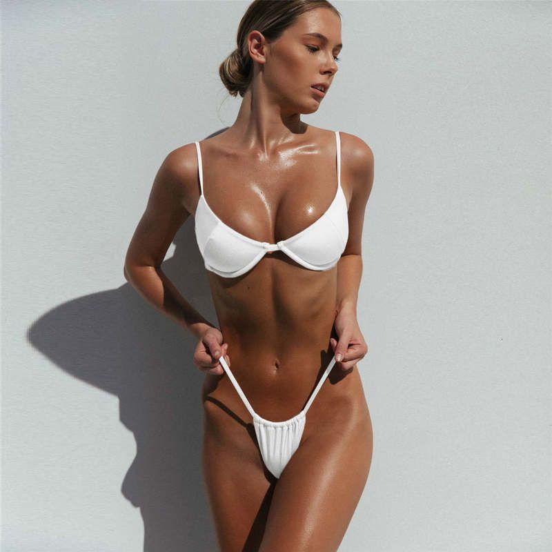 Sexy Bikini Micro Push Up Swimwear Frauen Badeanzug Biquini Sommer Beachwear Badeanzug Weibliche Brasilianische Badewanne