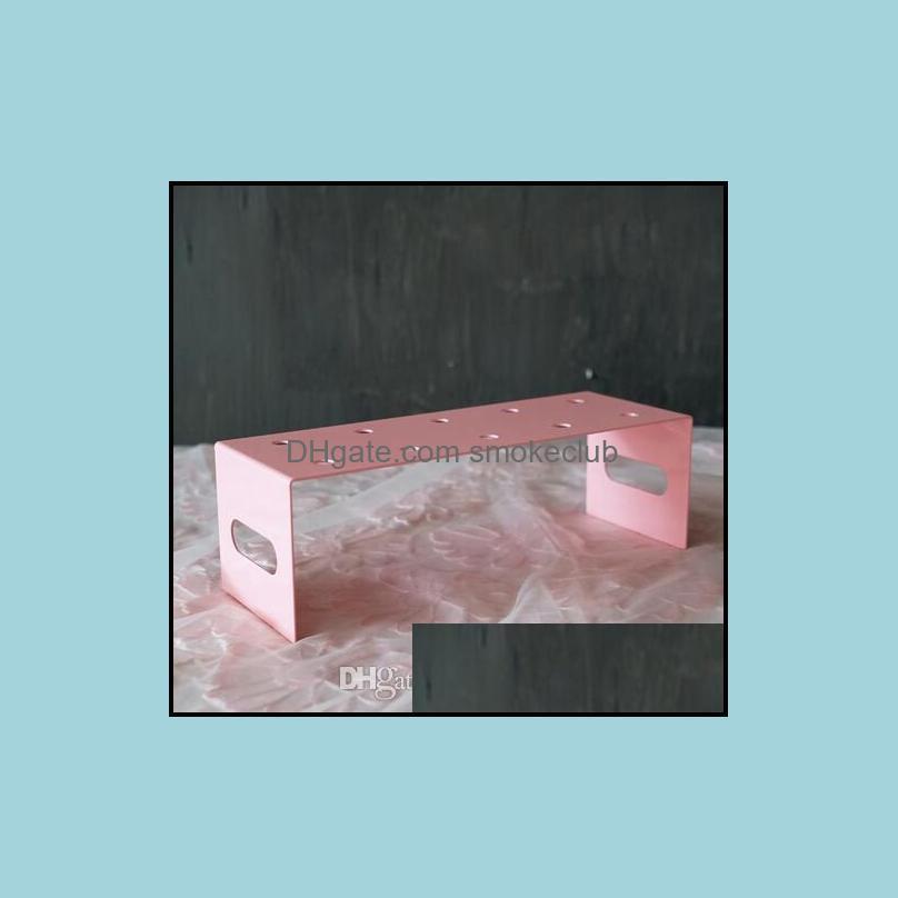 컵 케이크 Bakeware 부엌, 식당 바 홈 Garden3PCS / 세트 푸시 팝스 제품 디스플레이 스탠드 시리즈 테마 결혼식 금속 케이크 스탠드 드롭 Deliv