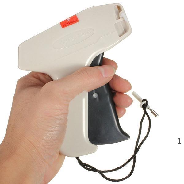 Abbigliamento portatile Abbigliamento Cappotto Prezzo Etichetta Etichetta Tagging Tagging Machine Gun FWE9232