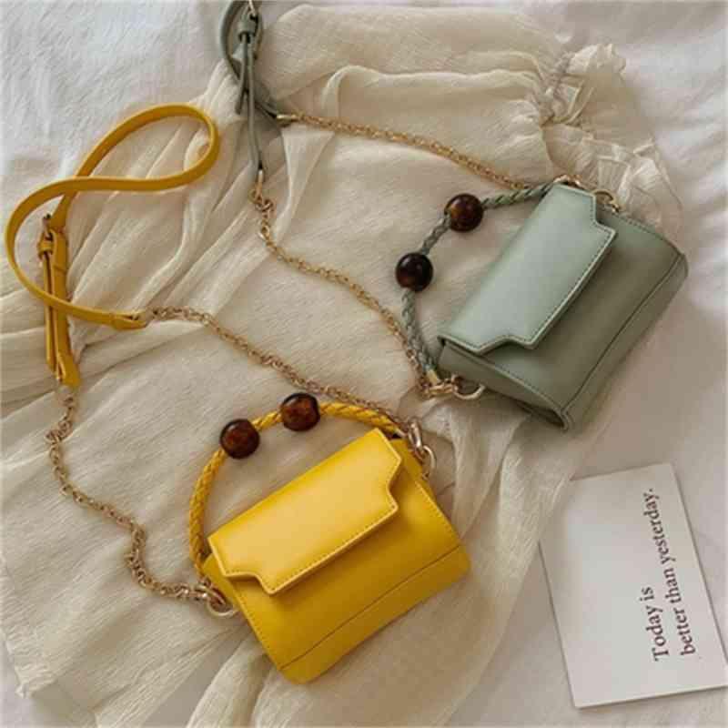 Bags Mini Small Square Tote Bag Shoulder s Crossbody Clutch Women Designer Wallet Handbags Messenger Handbag Women's