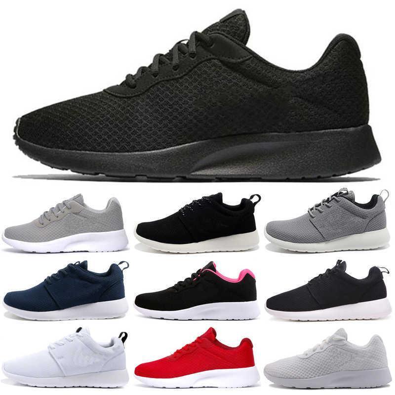 Running Shoes Tanjun 3.0 black white Mens Women Sports Runner London Olympic Walking Sporting Shoe Sneakers scarpe