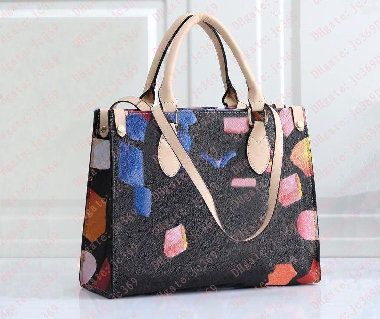 Женская сумка сумка дизайнер высокого качества индивидуальные однозаготный кошелек моды цвета классический печатный мессенджер кошелек большой емкости покупок