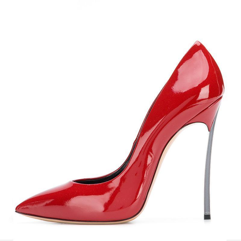 Elbise Ayakkabıları Elegance2021 Sonbahar ve Kış İyi Online Ünlü Sivri Yüksek Ince Topuk Tüm Maç Seksi Sığ Ağız Gece Kadın C