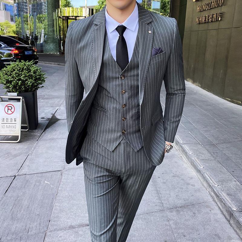 Moda uomo business taila classico smoking smoking dress grande taglia 5xl banquet wedding spot abiti da uomo BLAZZERS