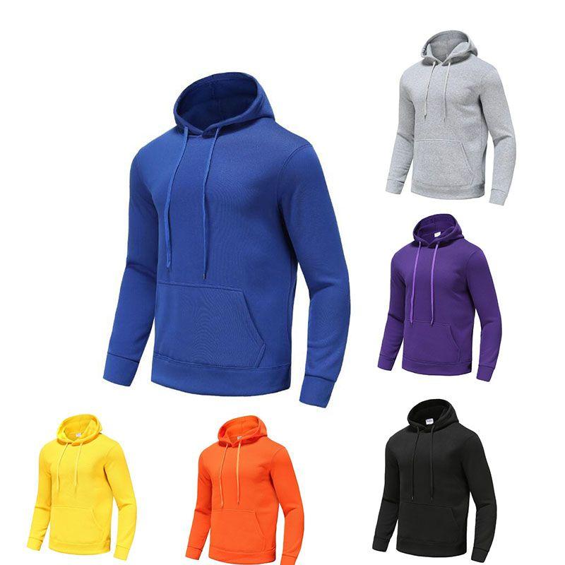 Brand Design Hoodie Мужчины и Женщины Пуловер Sportswear Высокое Качество Легкий Флис Свитер Мода Повседневная уличная Стиль Размер S-3XL