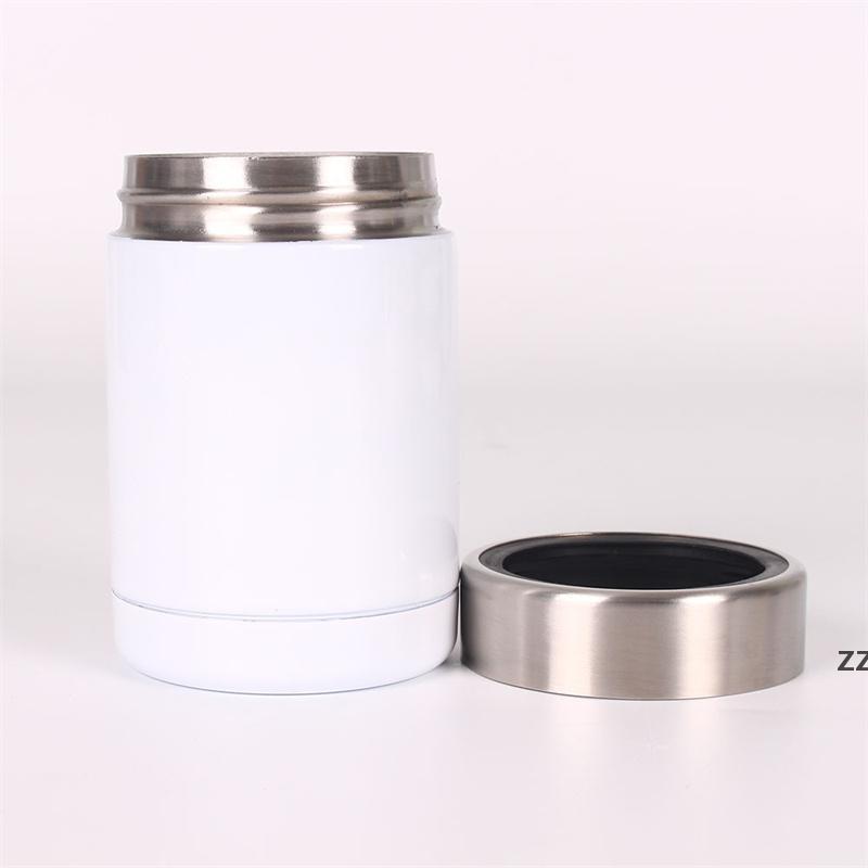 텀블러 승화는 금속 뚜껑 스테인레스 스틸 물 병 맥주 컵을 냉각시킬 수 있습니다 콜드 뜨거운 진공 컵 커피 머그컵 Seaway HWF9133