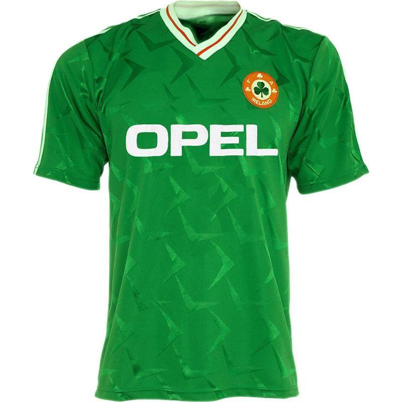 아일랜드 레트로 축구 유니폼 1988 1990 1992 1994 1995 1996 년 빈티지 축구 셔츠 북부 국립 팀 90 93 월드컵 북 아일랜드 키트