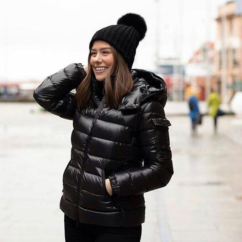womens down jacket Winter jacket parkas Coats Top Quality New Women Winter Casual Outdoor Warm Feather Man Outwear Thicken high grade BT2SA