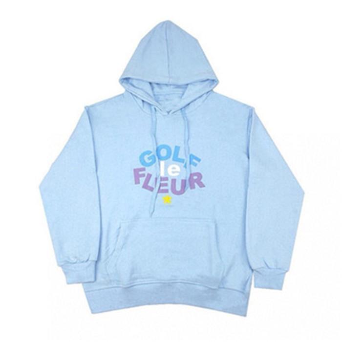 Herren Hoodies Sweatshirts Herren Designer 4 Farben Le Fleur TTC Flower Pullover Frau Hoodie High Street Mode Mit Kapuze Sweatshirt