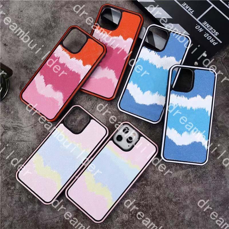 Moda Designer Telefono Custodie per iPhone 13 Pro MAX 12 13Pro 13Promax X XS XR XSMax PU Custodia in pelle Custodia cellulare Cover con scatola