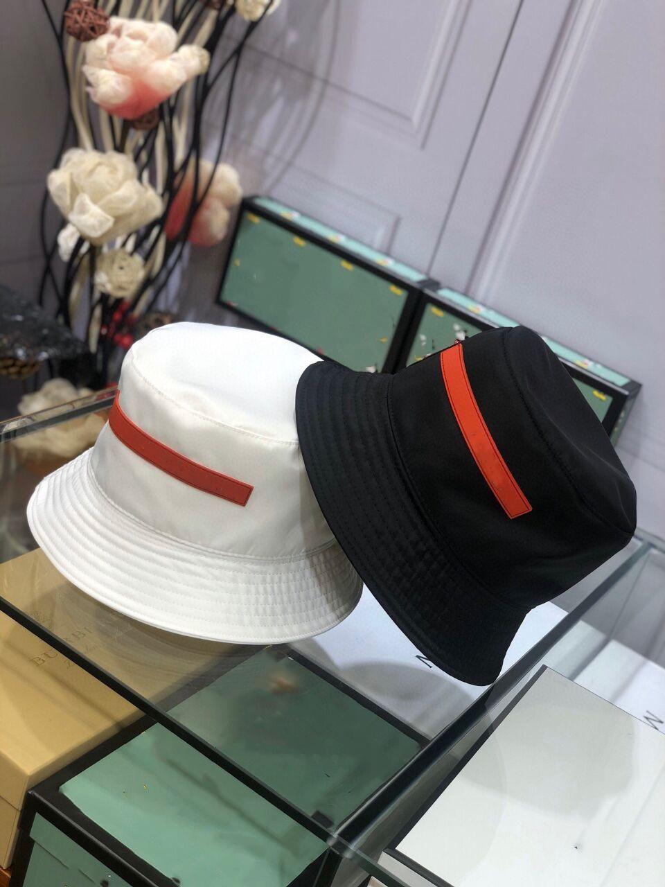 2021 Хорошая продажа ковша шляпа мужские женские моды оснащены спортом пляж папа рыбацкие шляпы хвостик бейсбол