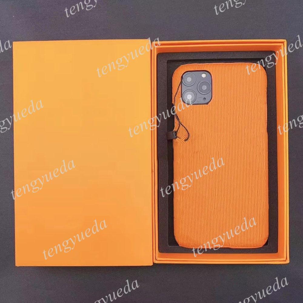 Top Fashion Designer Telefono Custodie per iPhone 13 12 11 Pro Max XS XR XSMax 8Plus Coperchio cellulare in pelle goffrata con Samsung Note 20 Ultra Nota10 S21 S20 S10 Plus