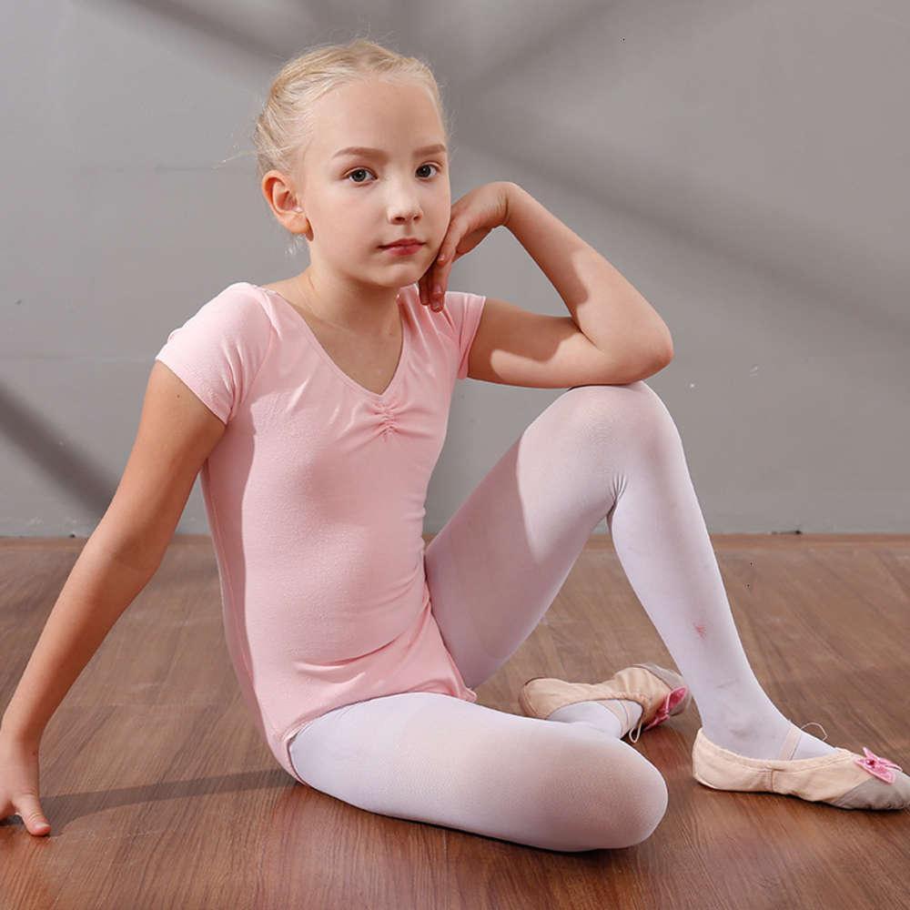 Dancewear Fisico ShootingLet Manokeu Training Training Threep Sve Sve Girl Falda Falda Figura para niños Dres