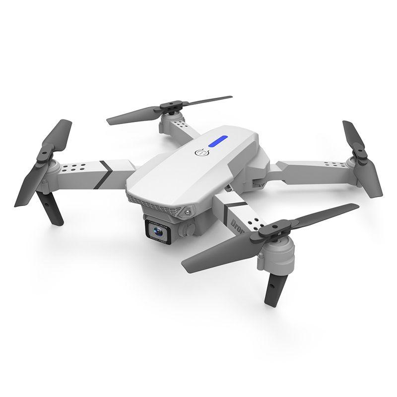 지능형 UAV LS-E525 무인 항공기 4K HD 듀얼 렌즈 RemoteControl 미니 드론 WiFi 1080P 실시간 전송 FPV 듀얼 카메라 접이식 RC Quadcopter 완구