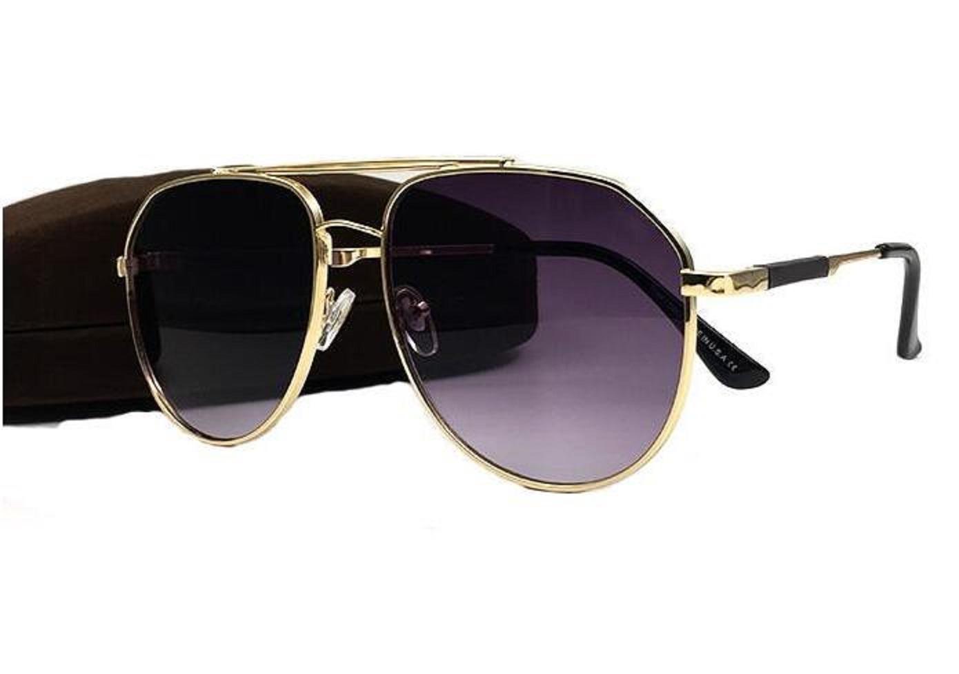 نظارات شمسية عالية QualTiy أحدث النظارات الطيار للرجل امرأة نظارات رياضية سائق نظارات الشمس oculos دي سول مع صندوق