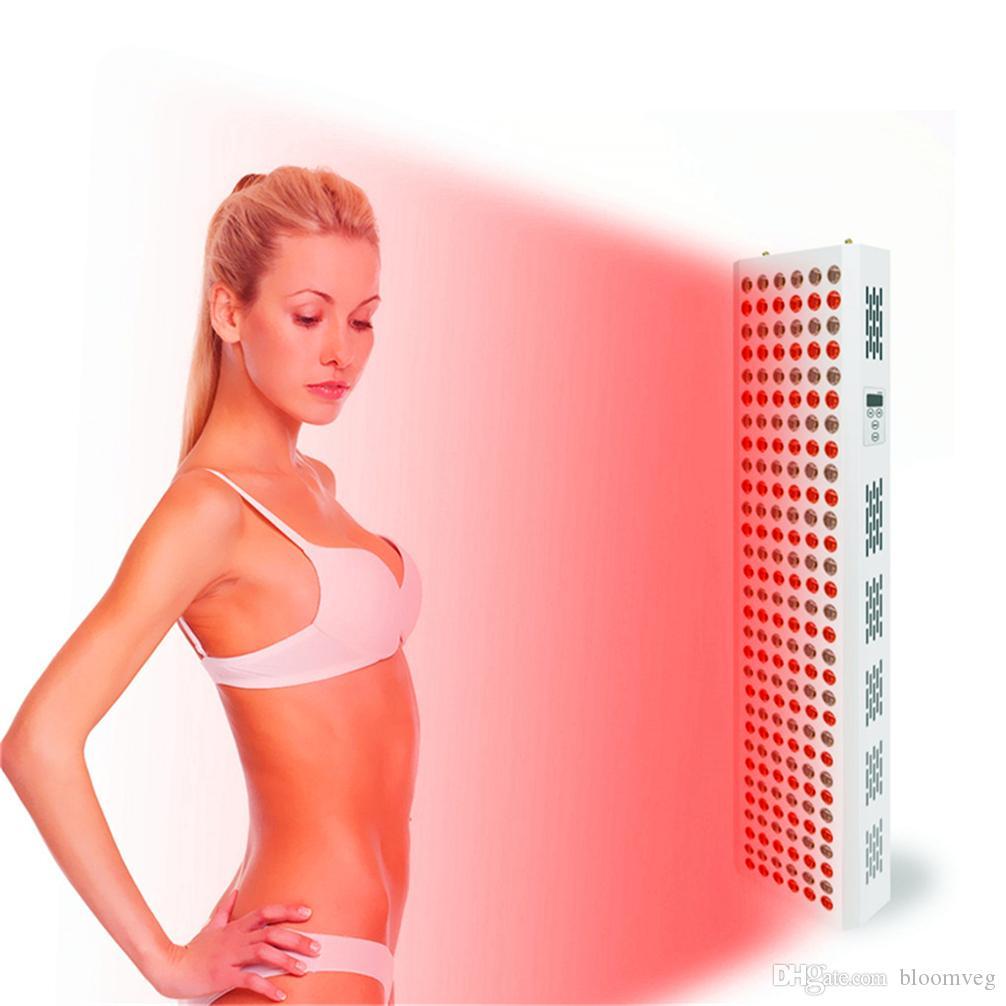 Consegna veloce all'ingrosso RLT Pannello IFR Rosso LED Light Therapy Dispositivo Full Body Skin Della Senza Sollievo Deep 660nm vicino a infrarossi 850nm 300W 500W 1000W con attrezzature per la bellezza