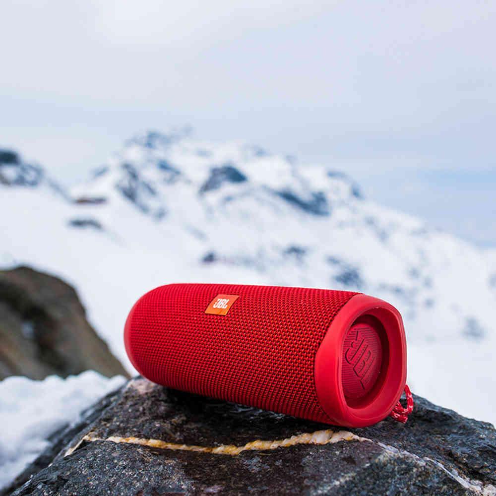 TWS Flip 5 Kablosuz Taşınabilir Su Geçirmez Bluetooth Bas Kanal Müzik Ses Caixa De Som Parlante Bluetooth Hoparlör LJ201027