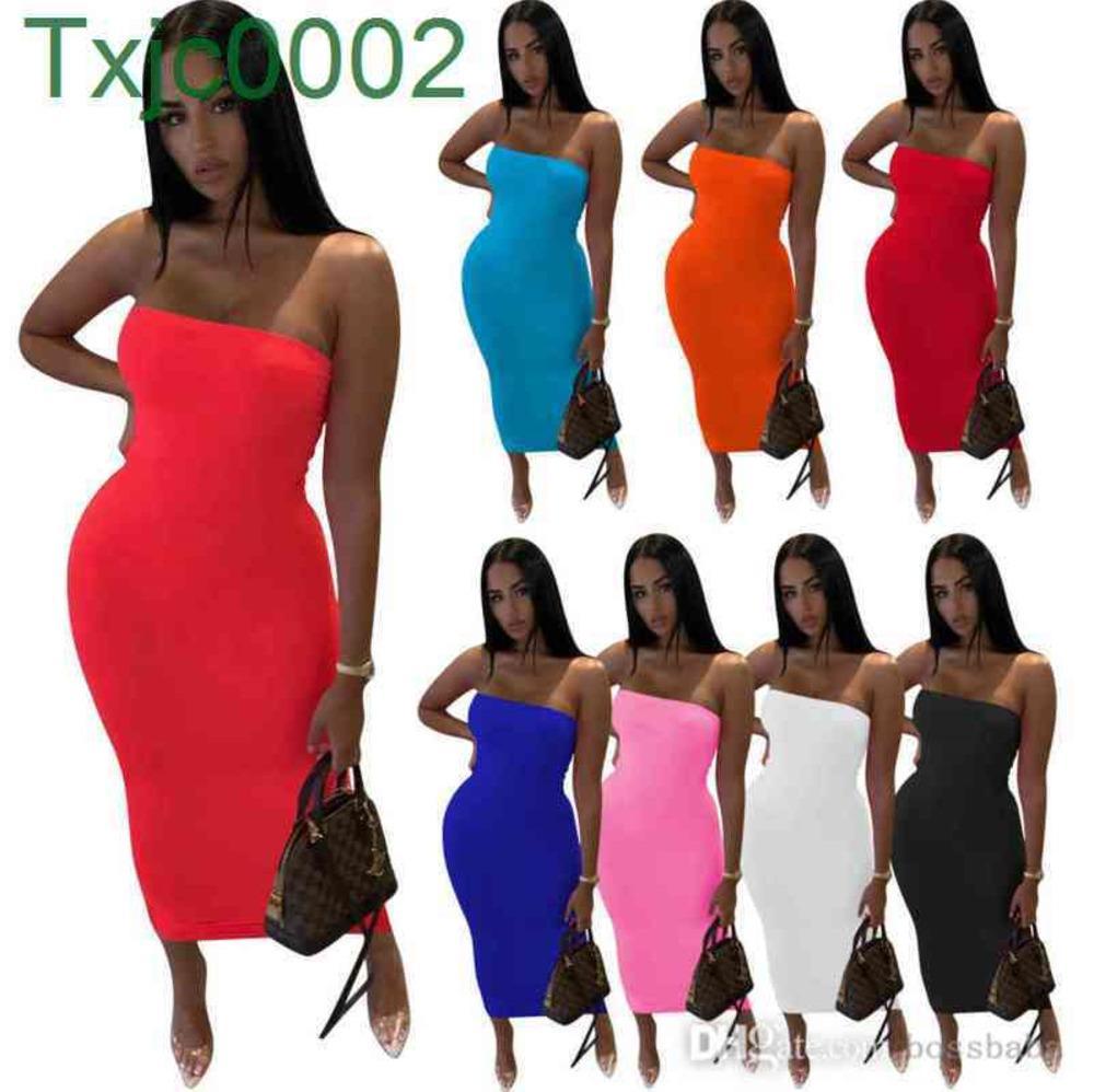 Women Dresses Bubble dress Plus Size Tshirt Lantern Skirt Designer Summer Short Sleeve Vest Dresses Casual Printed Clothing S-5XL