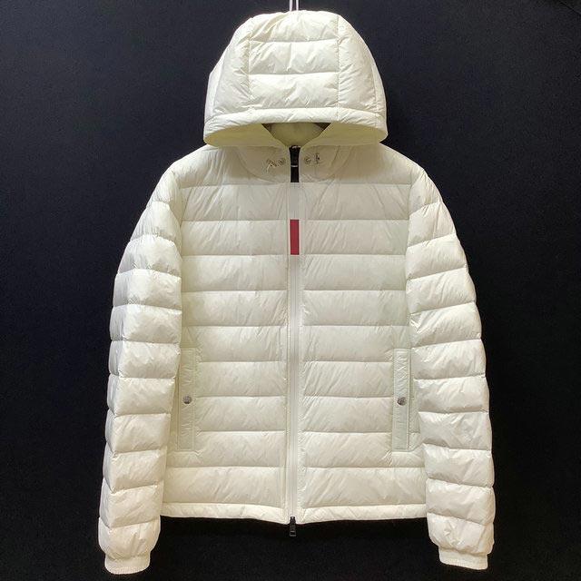 Designer mens monclair para baixo jaqueta duplo zíper mulheres luxurys frança homens s downs casaco moda marca outerwear