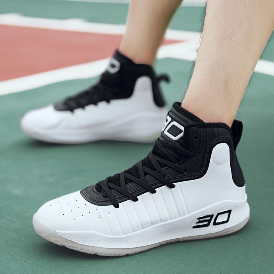 Tamanho masculino grande 2021 primavera tendência esportes estudante de basquete ao ar livre sapatos 34lp