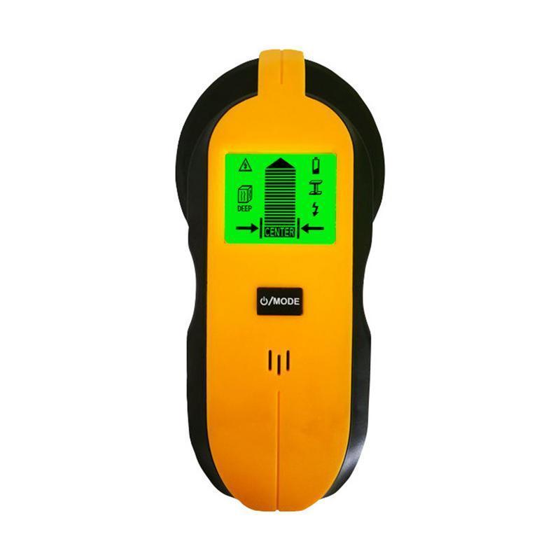 في 1 LCD الرقمية مسمار مكتشف الجدار الماسح الضوئي الكهربائي كابل سلك كاشف الأسلاك مركز الخشب العثور على أجهزة الكشف عن ترصيع المعادن