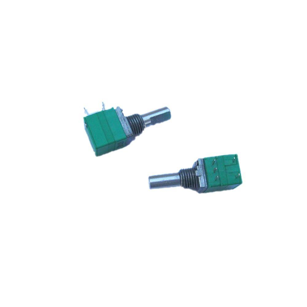 10 STÜCKE Netzteilsteuerung Volumenschalter Potentiometer Switches für HYT TC-500 Walkie Talkie Radio-Zubehör