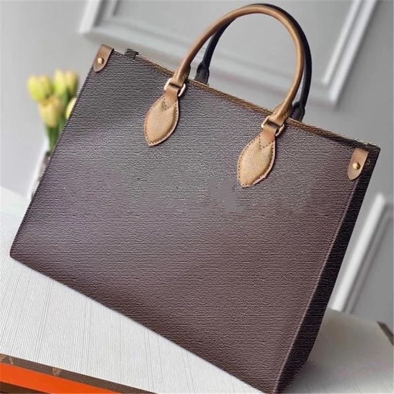OntheGo Mm Saco GM Luxurys Designers sacos bolsas Código de data M45321 de alta qualidade senhoras cadeia de ombro couro de patente