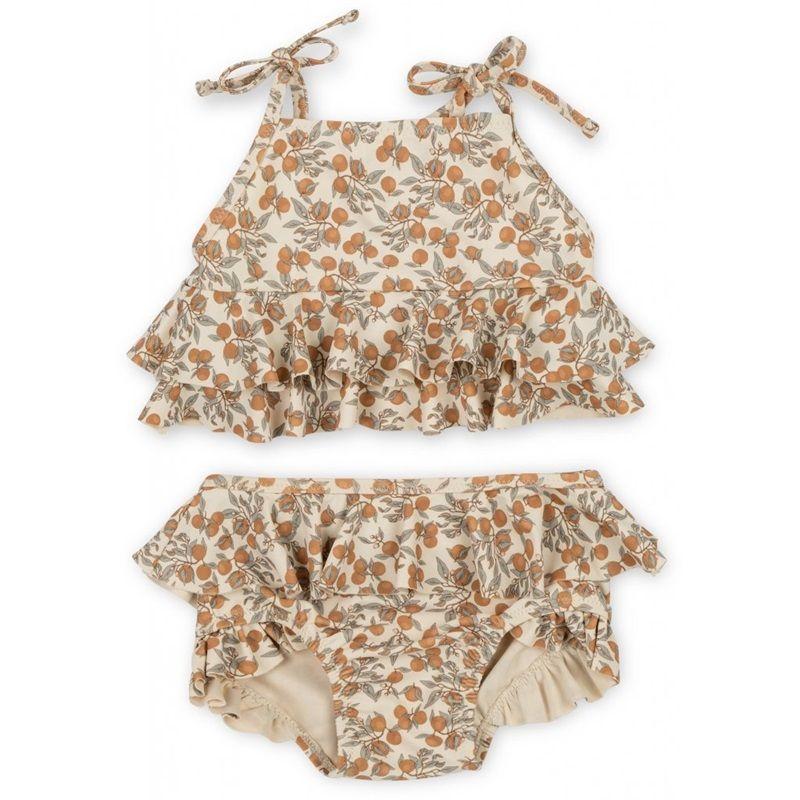 Kleinkind Mädchen Jungen Schwimmen Anzüge Neue Sommer KS Marke Baby Hawaii Kleidung Kinder Blume Bademode Kinder Badeanzug Niedlichen Bikini 210304 581 Y2