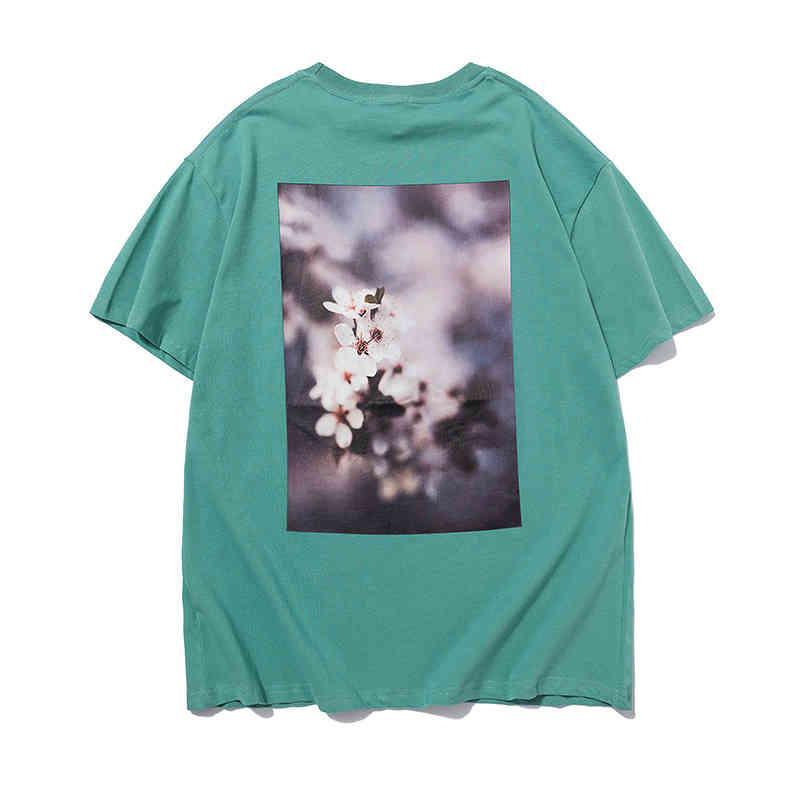 niebla súper niña miedo camiseta de dios essentials flor foto manga corta hombres y moda femenina