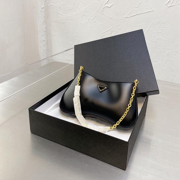 2021 bolsas de hombro portátil de lujo de la marca de la marca de la marca de la marca de la mujer del diseñador de la marca de la marca 26 * 15 cm