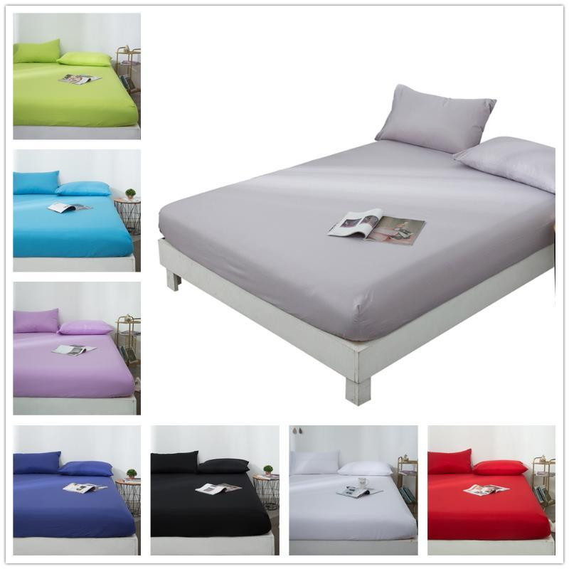 Sheet Bed With An Elastic Band Double Winter Cover Sheets 150 Bedspreads For Bed-Cover Queen Size Set Blanket Bedclothes Home & Sets