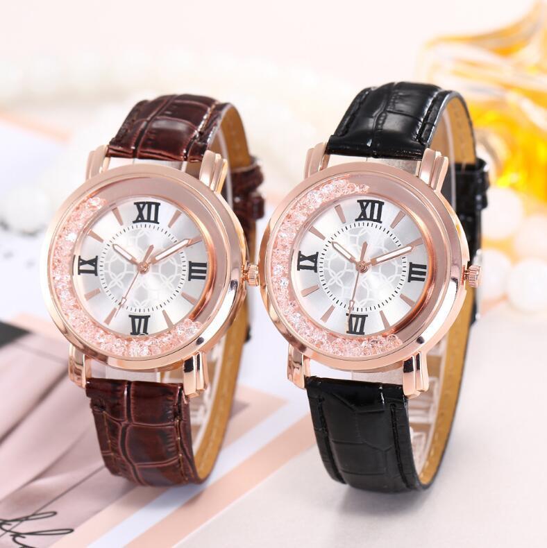 Orologio da polso per orologio da polso da donna Quicks e orologio da polso GSWH003 Orologi da cintura per studenti di moda