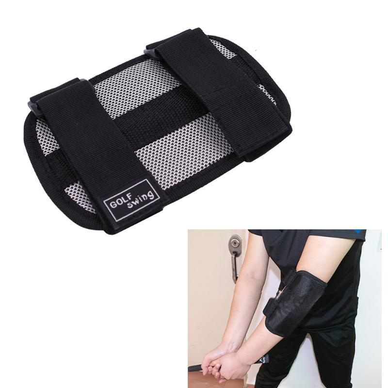 Golf Swing Training Aid Elbow Support Corrector Wrist Brace Practice Tool Aids Posture