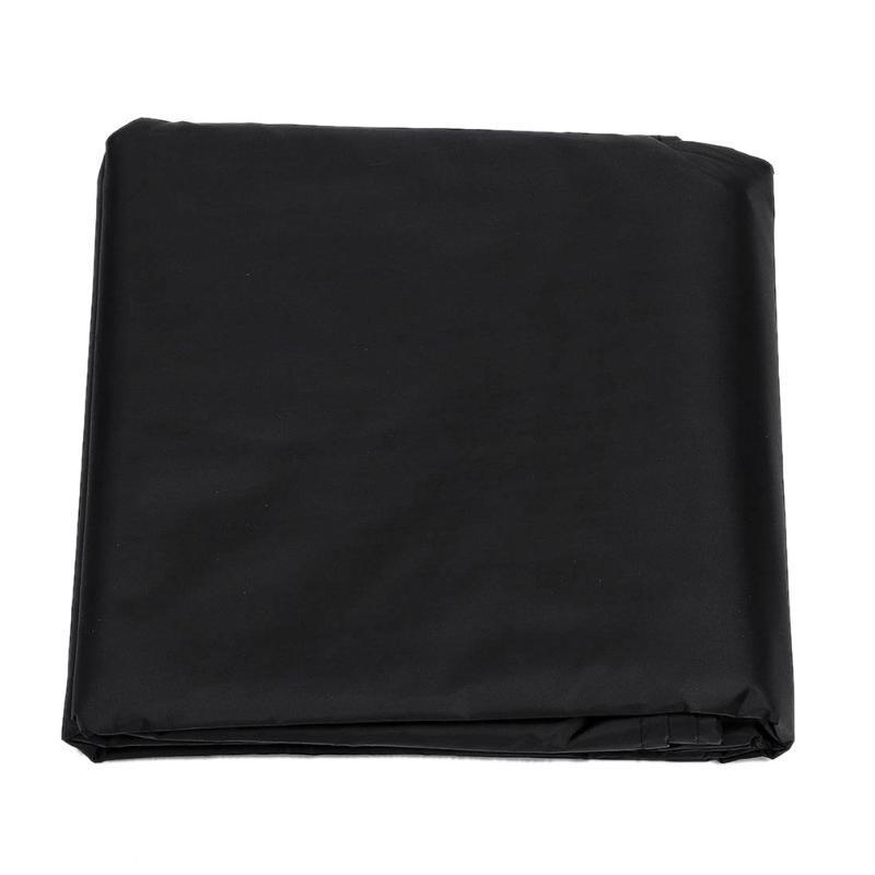 Patio impermeable Cubierta de silla de patio de servicio pesado Lluvia de polvo para exteriores Muebles de jardín para exteriores Cubiertas protectoras