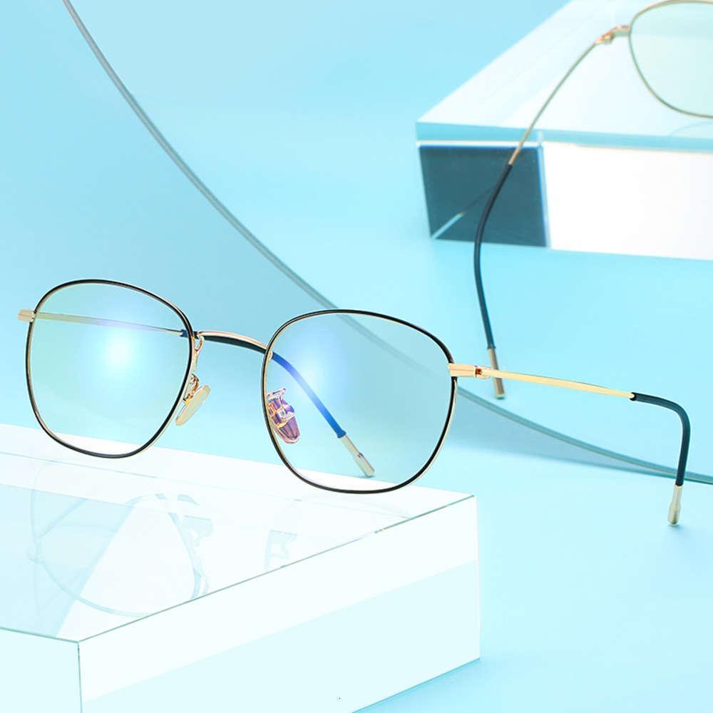 2323 estilo de promoção azul lente computador óculos óculos fram anti azul luz de vidro